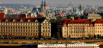 Studying abroad in Prague became a magical time in a magical city.